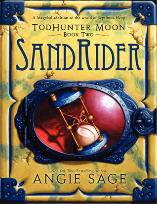 SandRider (TodHunter Moon, #2)