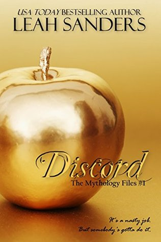 Discord (The Mythology Files Book 1)