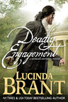 Deadly Engagement: A Georgian Historical Mystery (Alec Halsey Mystery, #1)