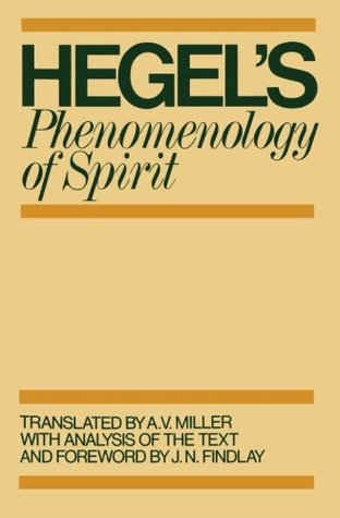 Phenomenology of Spirit (Paperback)