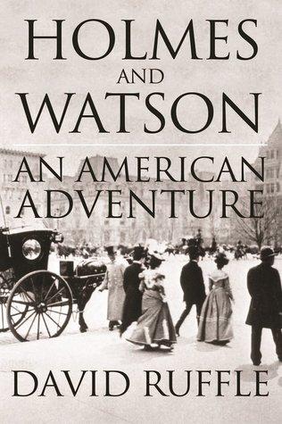 Holmes and Watson by David Ruffle