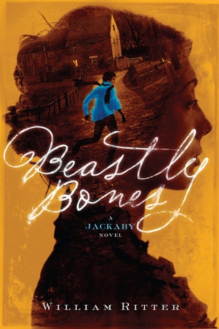 jacket image, Beastly Bones by William Ritter