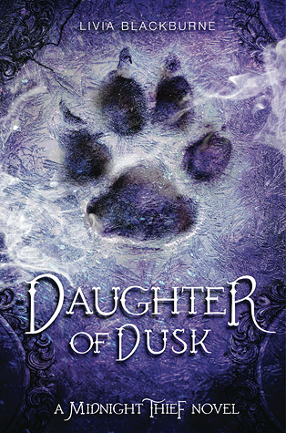 Book Cover of Daughter of Dusk by Livia Blackburne