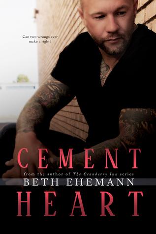 Cranberry Inn - Tome 3 : Cement heart de Beth Ehemann 22676848