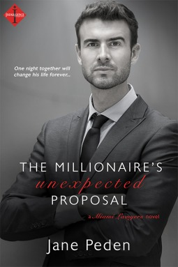 {Review} The Millionaire's Unexpected Proposal by Jane Peden