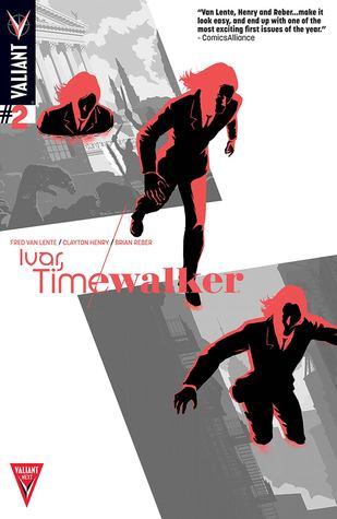 Ivar, Timewalker #2  by  Fred Van Lente