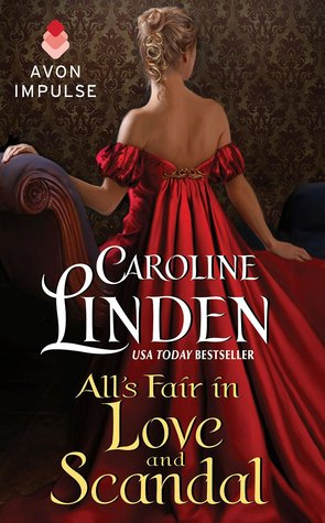 {Excerpt} All's Fair in Love and Scandal by Caroline Linden (with Giveaway)