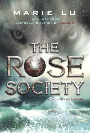 The Rose Society by Marie Lu - The 18 Most Anticipated YA Books to Read in October