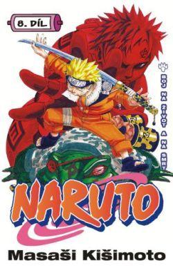 Naruto 8: Boj na život a na smrt (Naruto, #8)