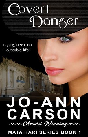 Covert Danger by Jo-Ann Carson