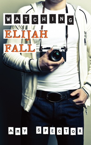 Book Cover Watching Elijah Fall