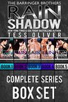 Rain Shadow Complete Box Set (Rainshadow, #1-5)