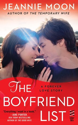 The Boyfriend List (Forever Love, #5)