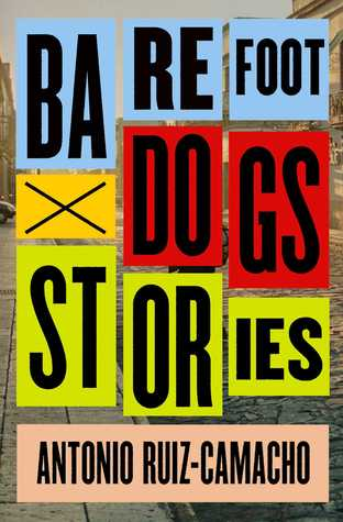 'Barefoot Dogs: Stories' cover art