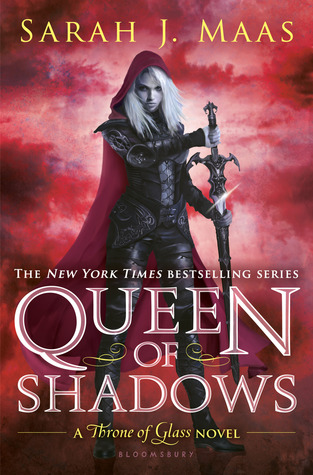Waiting on Wednesday: Queen of Shadows by Sarah J. Maas