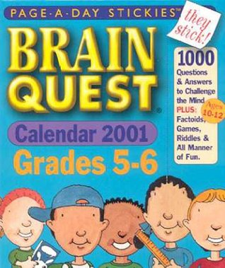Brain Quest  by  NOT A BOOK