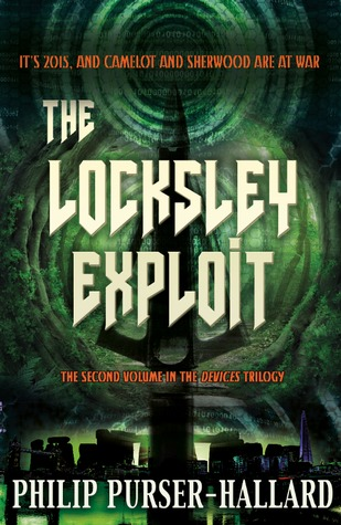 The Locksley Exploit by Philip Purser-Hallard