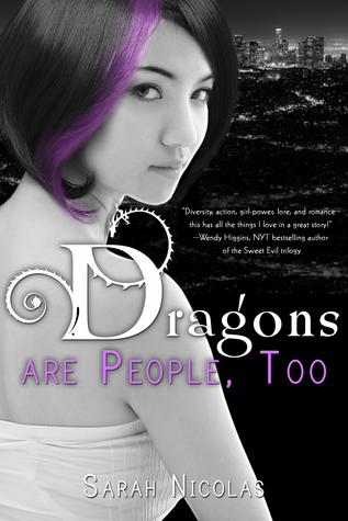 Dragons Are People, Too by Sarah Nicolas