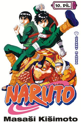 Naruto 10: Úžasný nindža (Naruto, #10)
