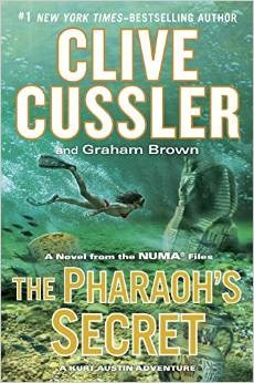 Book Review: The Pharaoh's Secret by Clive Cussler & Graham Brown
