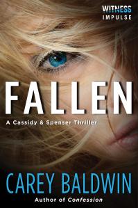 Fallen (Cassidy & Spenser #2)