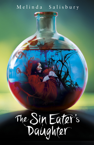 Review: 3.5 stars to The Sin Eater's Daughter by Melinda Salisbury #BookBloggers #TheGirlGang