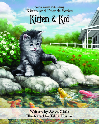 Kitten & Koi by Aviva Gittle