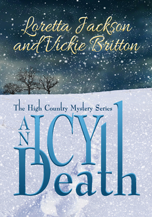 An Icy Death by Loretta Jackson