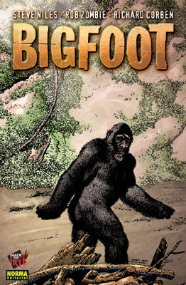 Bigfoot (Colección Made in Hell, #21)  by  Steve Niles