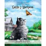 Gatito y Mariposa by Aviva Gittle