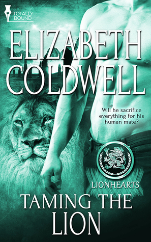 Book Review: Taming the Lion (Lionhearts #2) by Elizabeth Coldwell