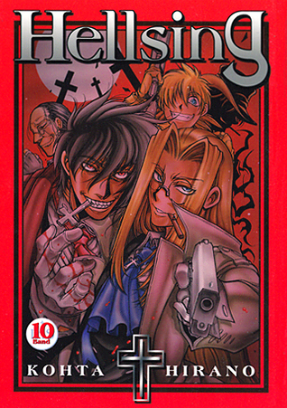 Hellsing 10 (Hellsing, #10) Kohta Hirano