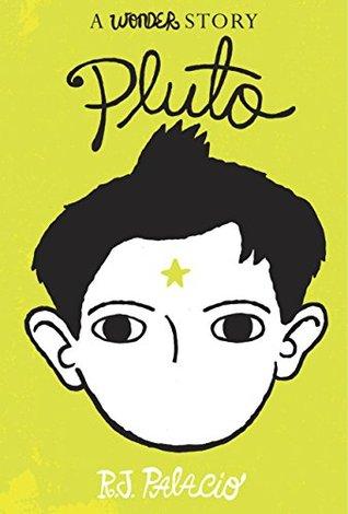 Pluto by RJ Palacio
