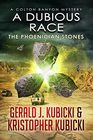 A Dubious Race: The Phoenician Stones (A Colton Banyon Mystery Book 14)