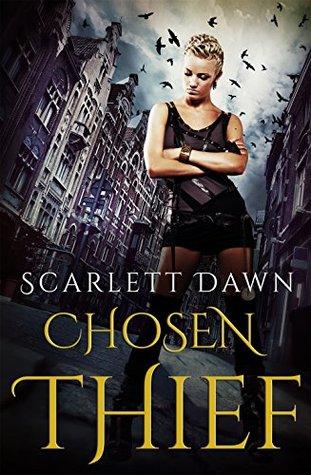 Chosen Thief (Forever Evermore, #4)