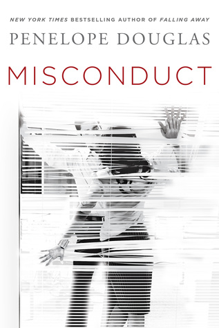 Misconduct Book Cover