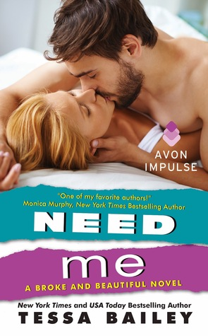 {Review} Need Me by Tessa Bailey
