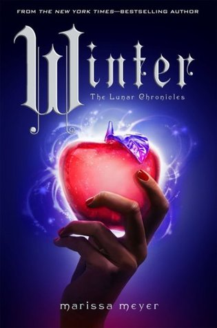 Winter by Marissa Meyer  book cover