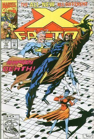X-Factor #79  by  Peter David