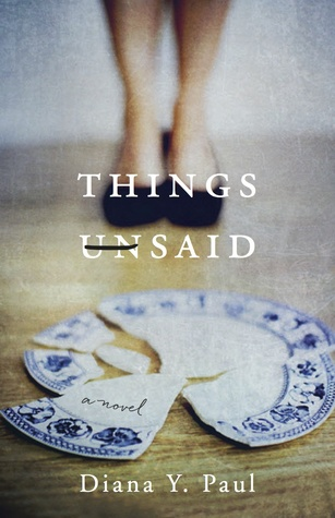 cover of Things Unsaid