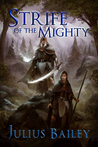 Strife Of The Mighty: Book One Of The Chronicles Of Vrandalin (The Læl Chronicles, #1)