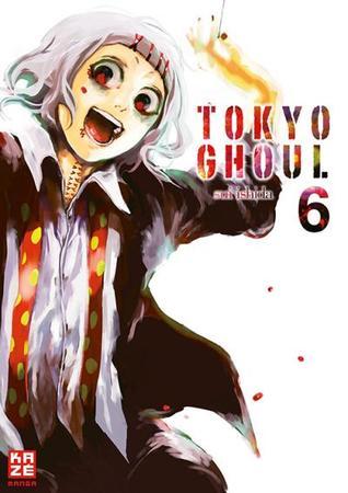Tokyo Ghoul #6 (Tokyo Ghoul #6)  by  Sui Ishida