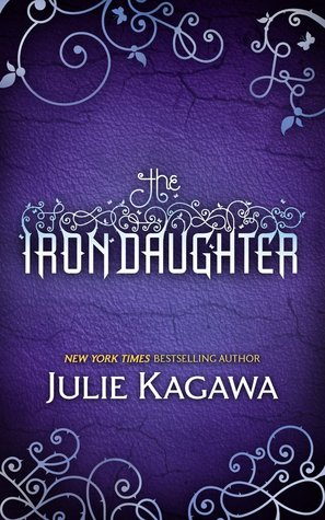 The Iron Daughter (Iron Fey, #2)