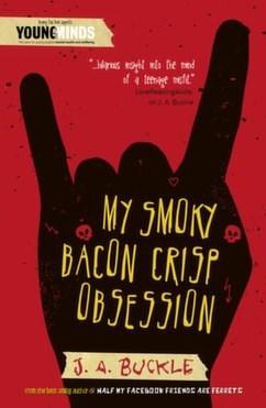 Blog Tour: My Smoky Bacon Crisp Obsession