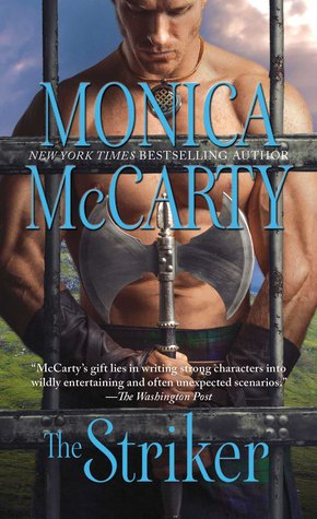 The Striker (Highland Guard, #10)