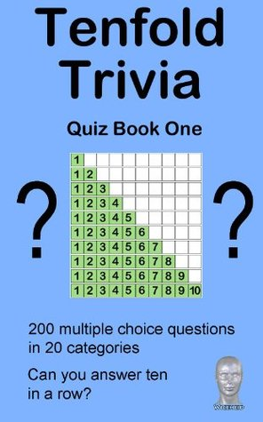 Tenfold Trivia: Quiz Book One  by  T.C. Mendham