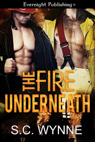 Book Review: The Fire Underneath by S.C. Wynne