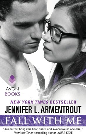 Release Week Blitz excerpt and giveaway:  Fall With Me by Jennifer L. Armentrout