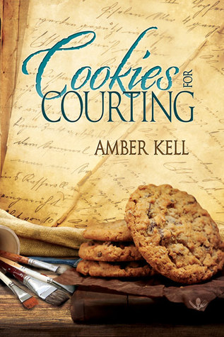 Release Day Review: Cookies For Courting (Tales of the Curious Cookbook by Amber Kell