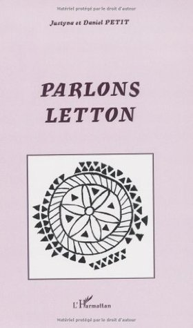 Parlons letton Justyna Petit